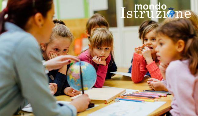 Concorso docenti infanzia primaria Mondo Istruzione