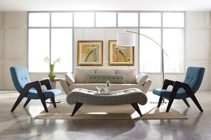 interior design anni 50