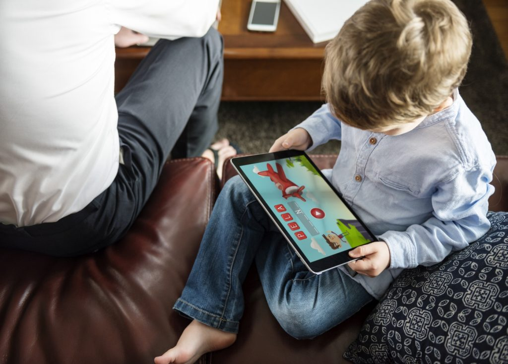 bambino tablet studio